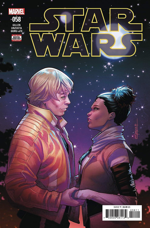 Star Wars #58 Main Cvr (Marvel, 2019) NM