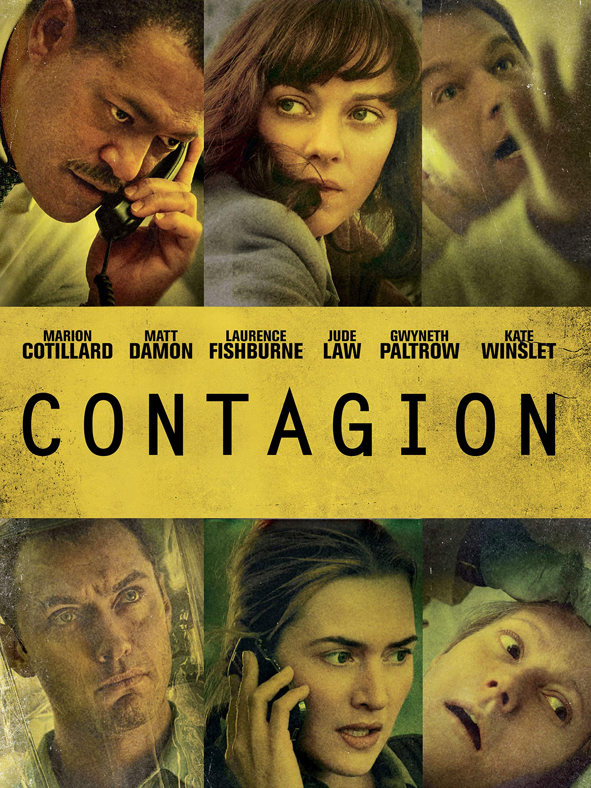 Watch Contagion (2011) | Prime Video