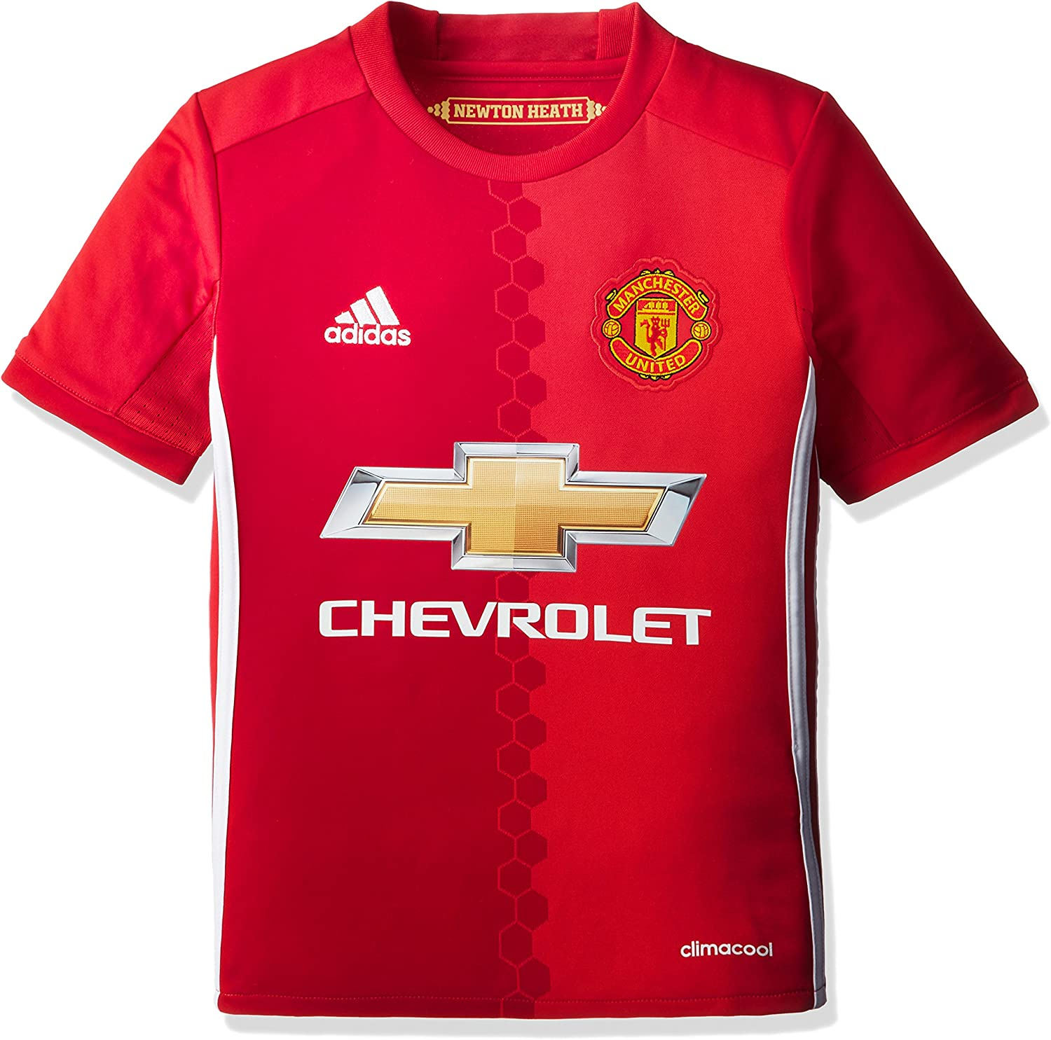 Top 10 Manchester United Kids Adidas Home Jersey