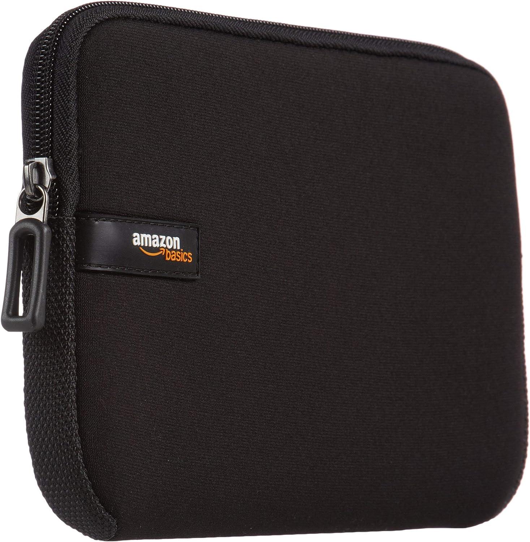 AmazonBasics 17.3-Inch Laptop Sleeve Case, Black, 5-Pack