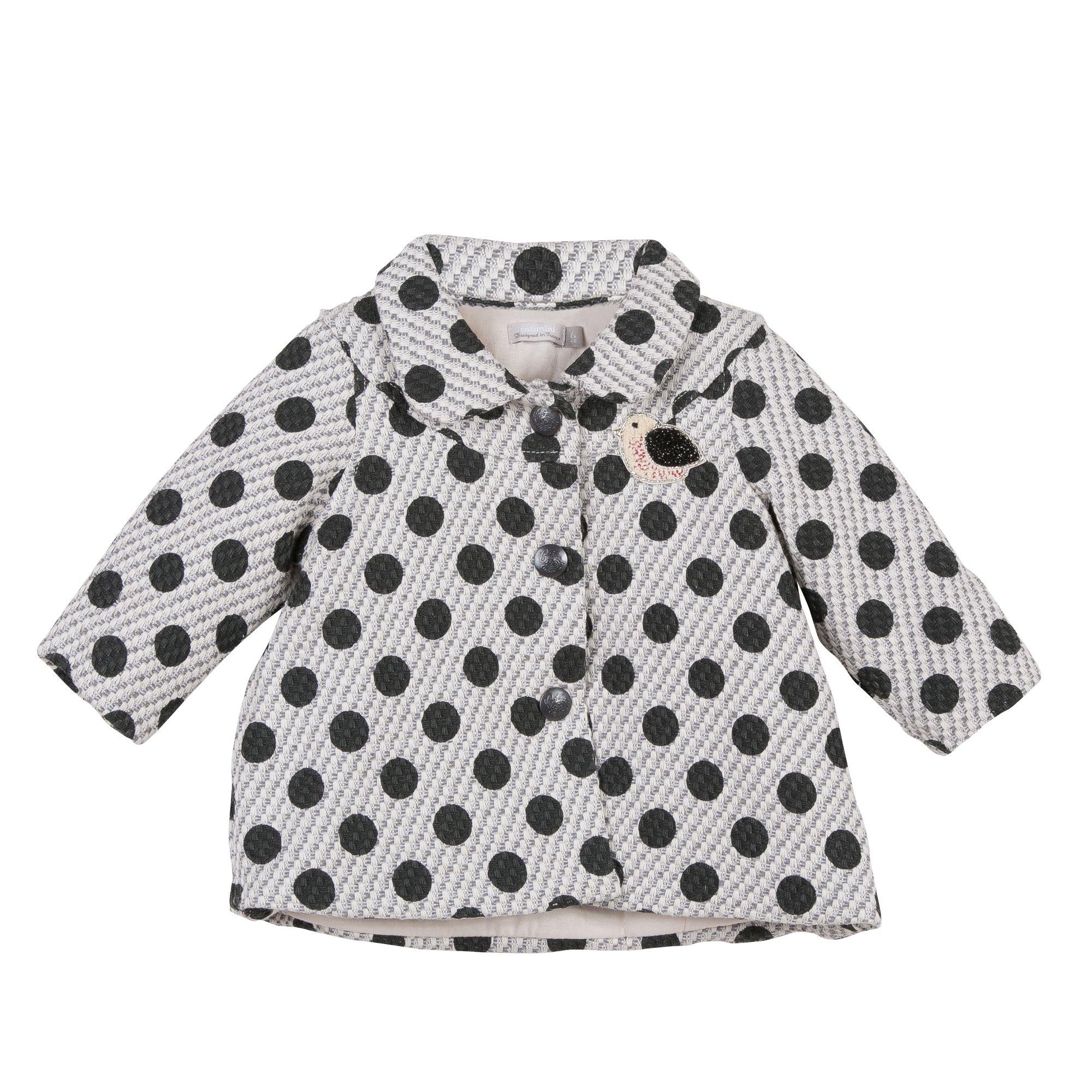 Catimini Woolen Coat (3Y)