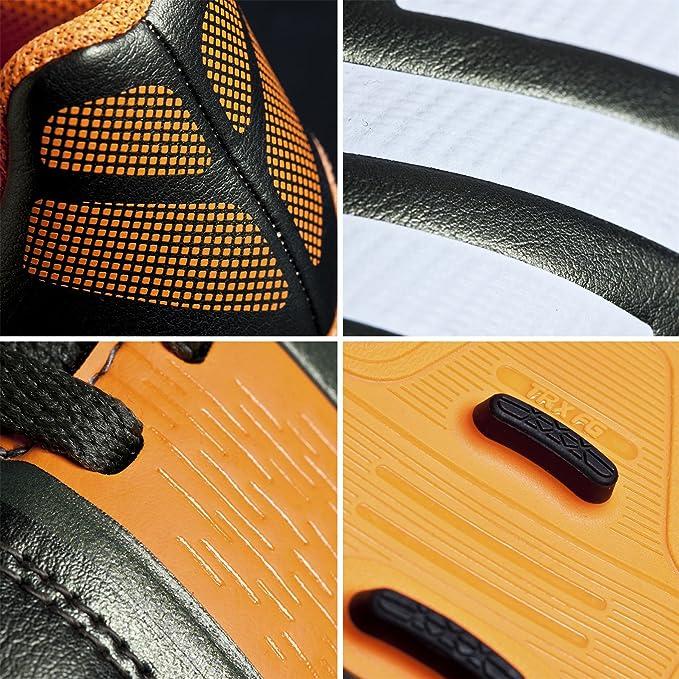 Adidas - Botines de fútbol con Tapones Para Niño Nitrocharge 3.0 FG ...