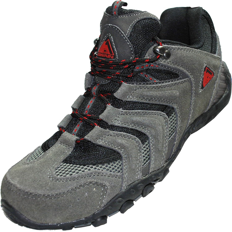 C. SWAIN men walking trekking shoes CRESPO, Colour: Brown, Size: 39:  Amazon.co.uk: Sports & Outdoors