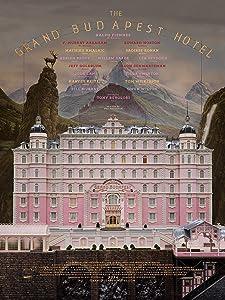 Mingki Grand Budapest Hotel Movie Poster - 18 × 24 Inch