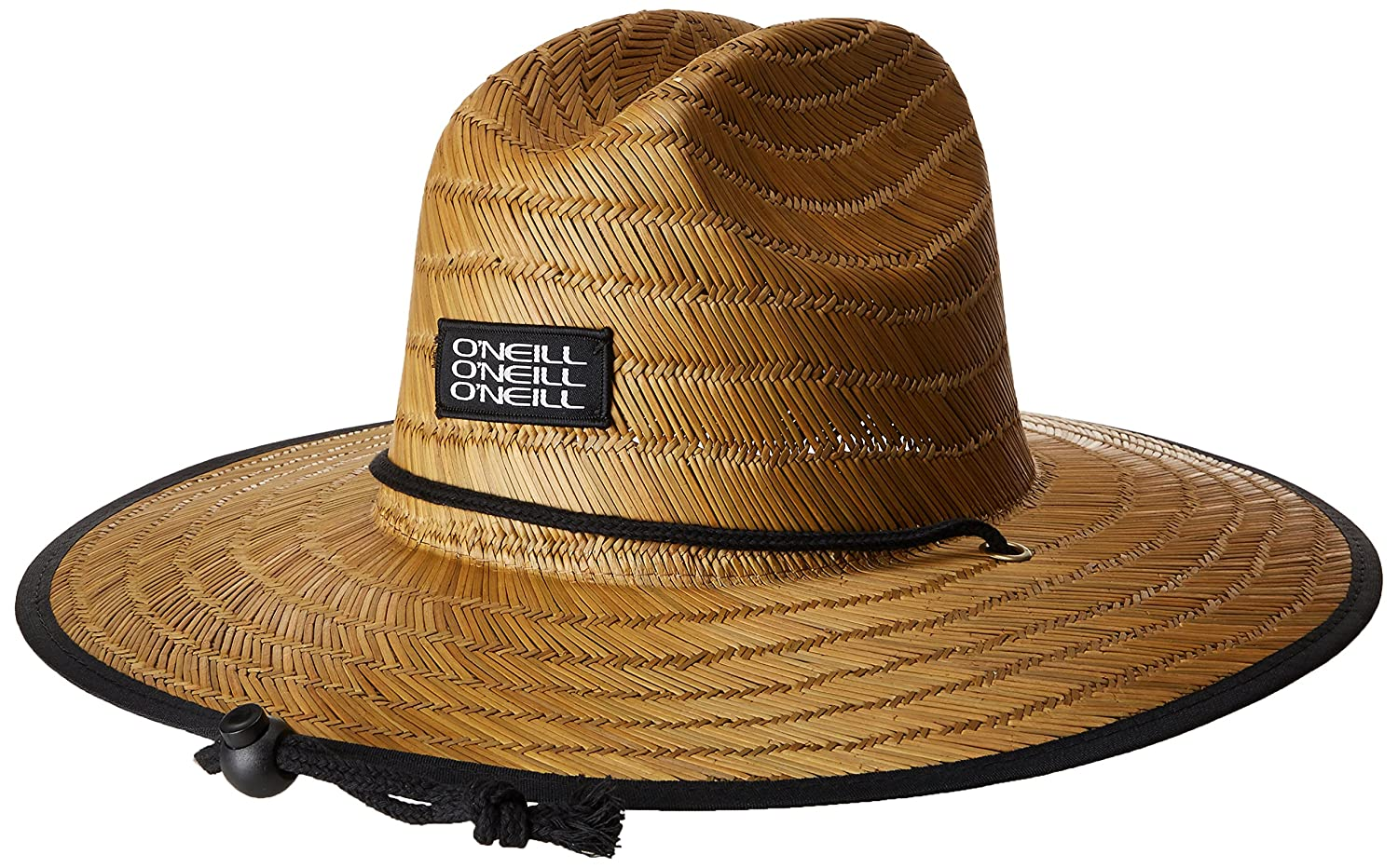 0661a5589 O'Neill Men's Sonoma Prints Straw Hat