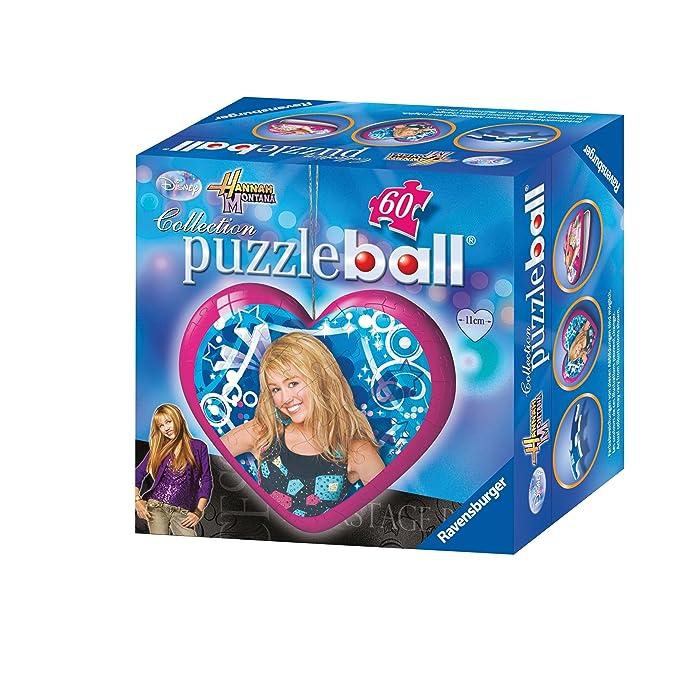 Herz Hanah Montana Puzzleball 3D Puzzles