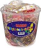 Haribo Fête d'Anniversaire, Bonbons Gélifiés, Assortiment Bonbons, 1 Boîte de 850 gr