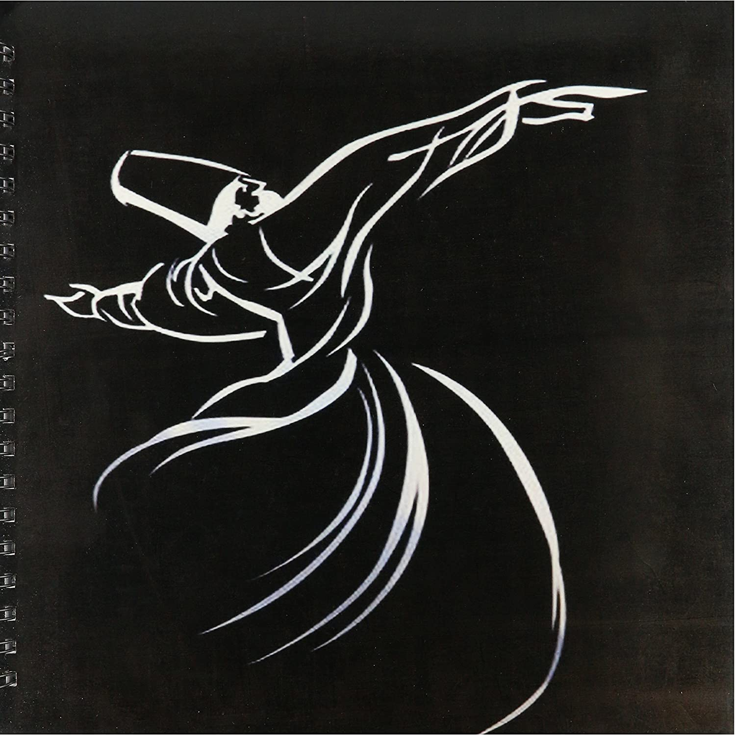 Amazon Com 3drose Db 63146 2 Whirling Dervish Sufi Whirling Meditation Dervishes Memory Book 12 By 12 Inch Arts Crafts Sewing