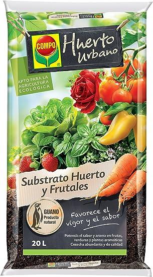 Compo Universal para Frutas, Verduras, Plantas aromáticas y de ...
