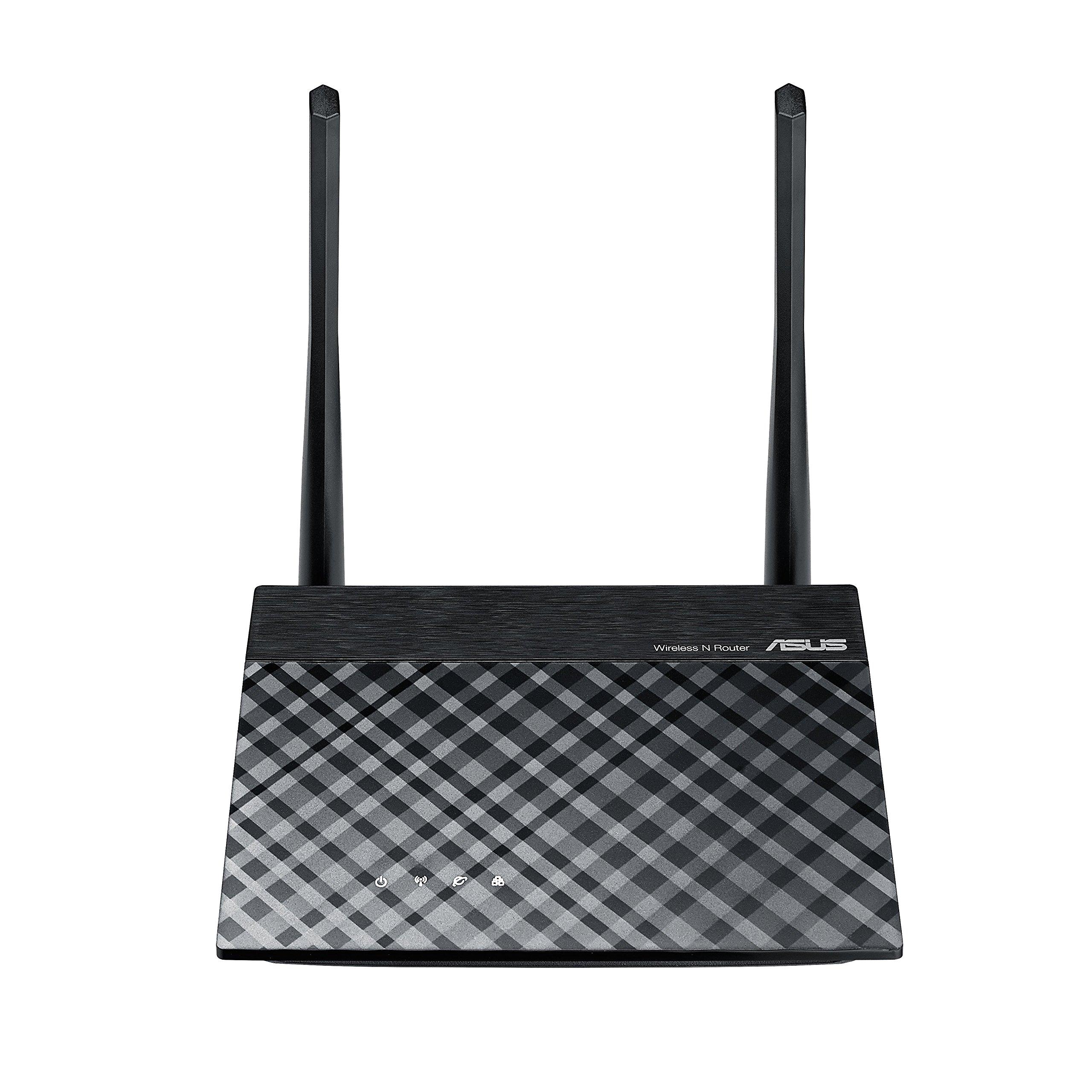 ASUS RT-N12E - Router inalámbrico N300 (Modo punto de acceso/repetidor)