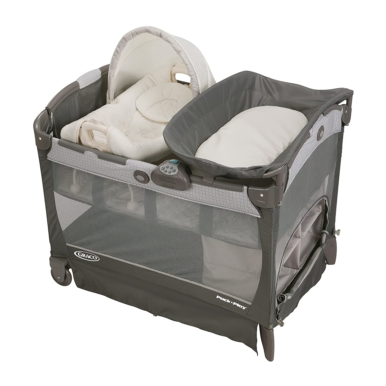 Graco Pack n Play Playard Cuddle Cove Addison One Size