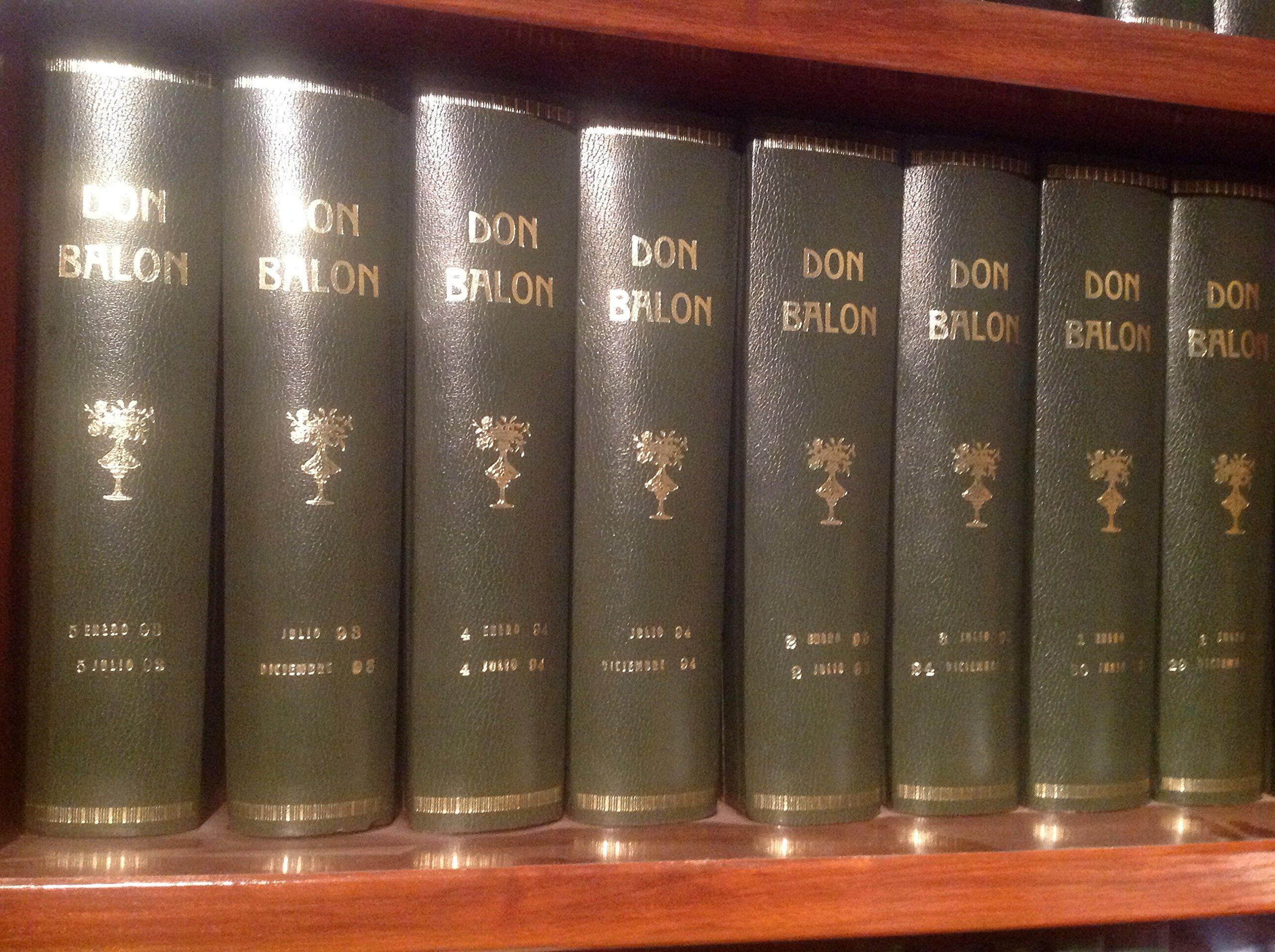 Don Balon: Amazon.es: Varios: Libros