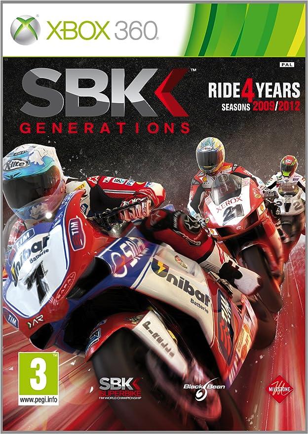 SBK Generations [Importación inglesa]: Amazon.es: Videojuegos