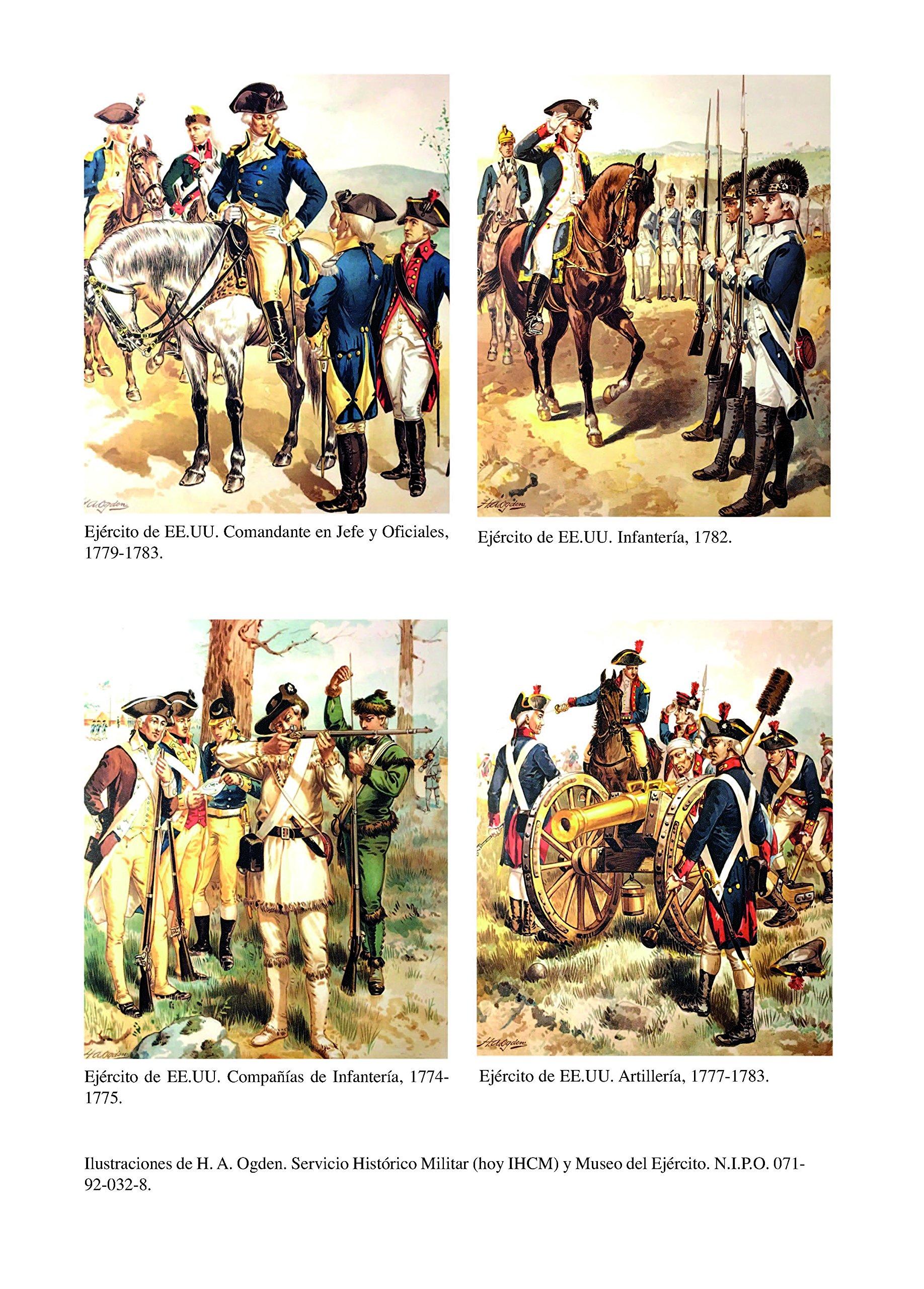 Gálvez y España en la Guerra de Independencia de los estados Unidos: Amazon.es: Guillermo Calleja Leal, Gregorio Calleja Leal, Albatros Ediciones: Libros