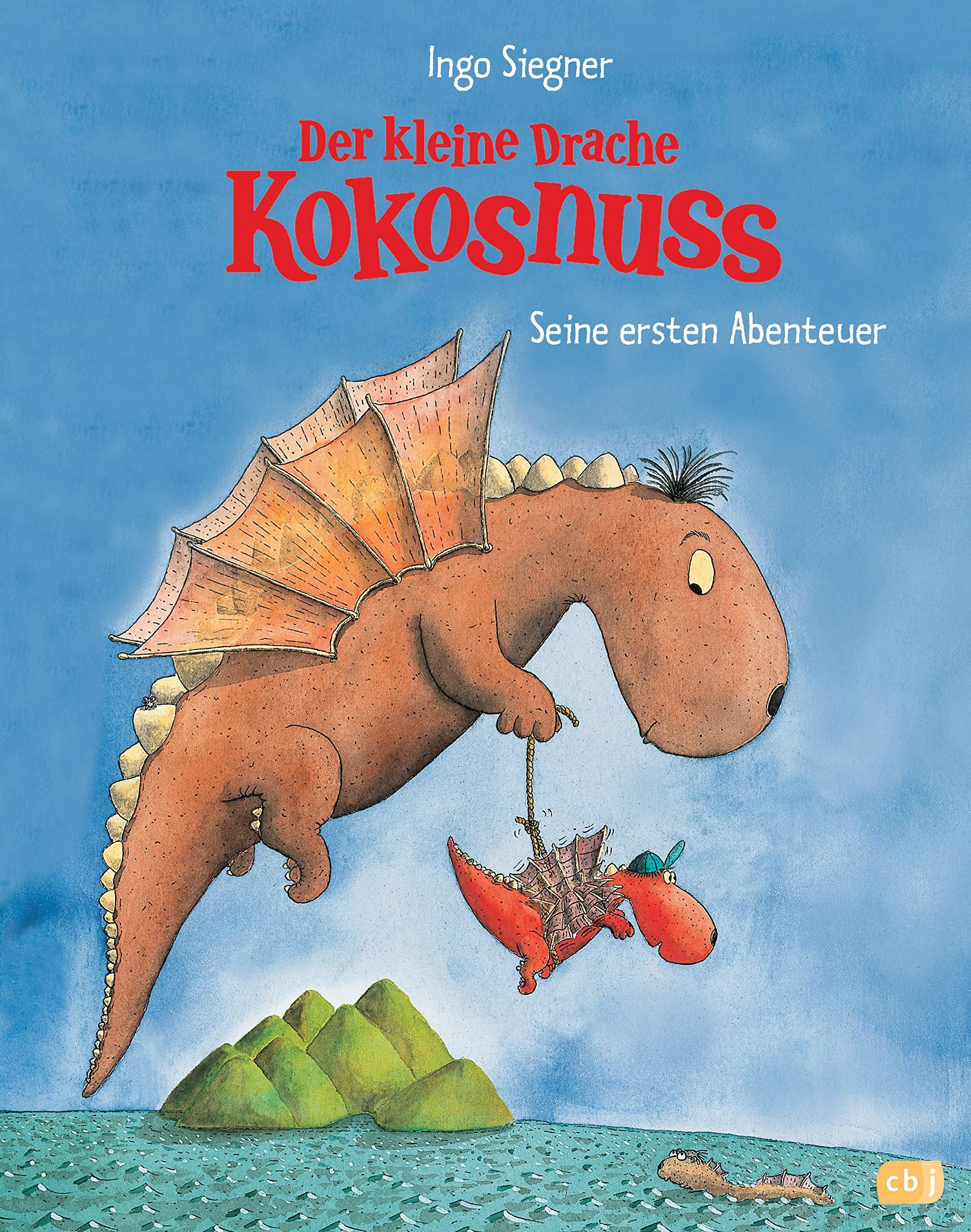 Der kleine Drache Kokosnuss - Seine ersten Abenteuer ebook