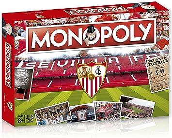 Comprar Sevilla FC Monopoly (63362), Multicolor, Ninguna