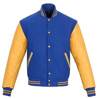 College Varsity Baseball Full Wool Jacket Premium Letterman Jackets