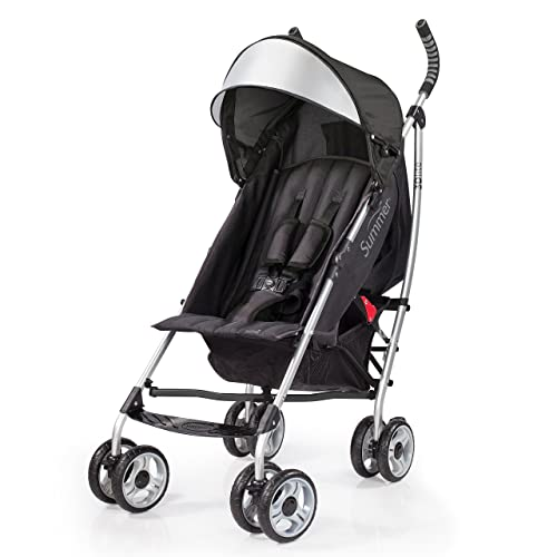 Summer Infant 3Dlite Convenience Stroller,