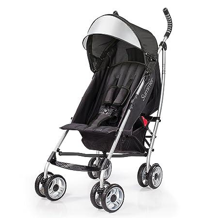 Summer Infant 3D Lite Convenience Stroller – Black