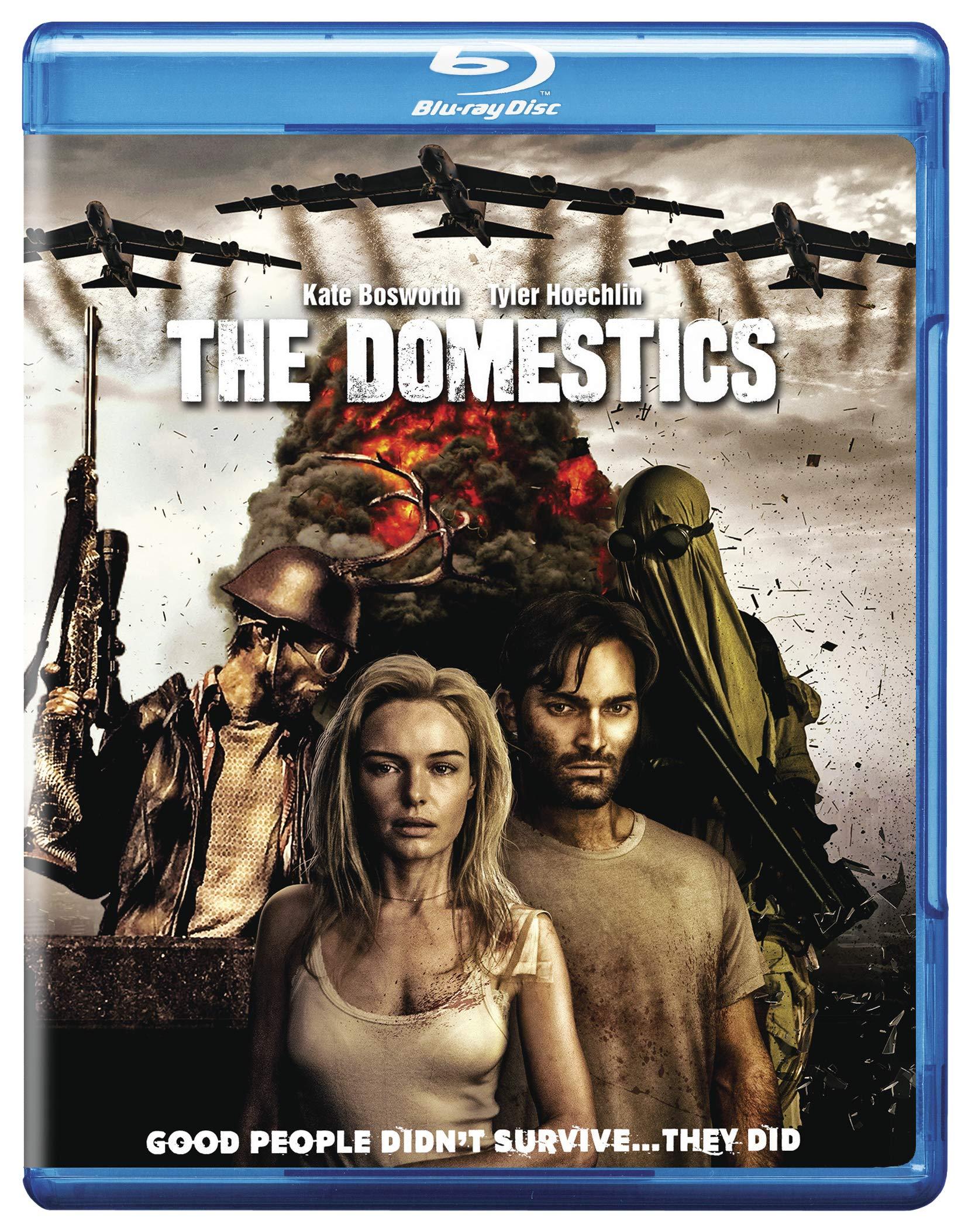 Blu-ray : The Domestics (Widescreen)