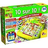 Lisciani - F54251 - Jeux Educatifs - Carotina 10 Sur 10 - Premier Dictionnaire
