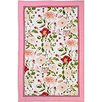 Ulster Weavers RHS Traditional Rose Linen Tea Towel