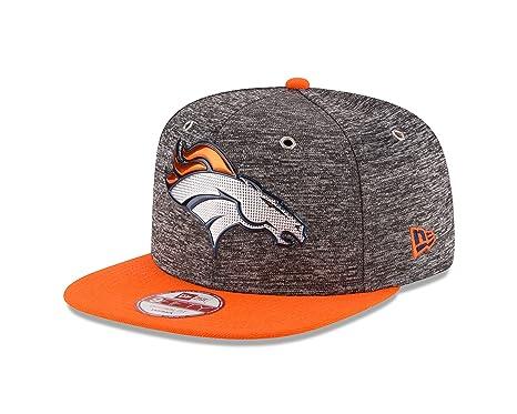 Amazon.com   New Era NFL Denver Broncos 2016 Draft 9Fifty Snapback ... 66ac68891bc