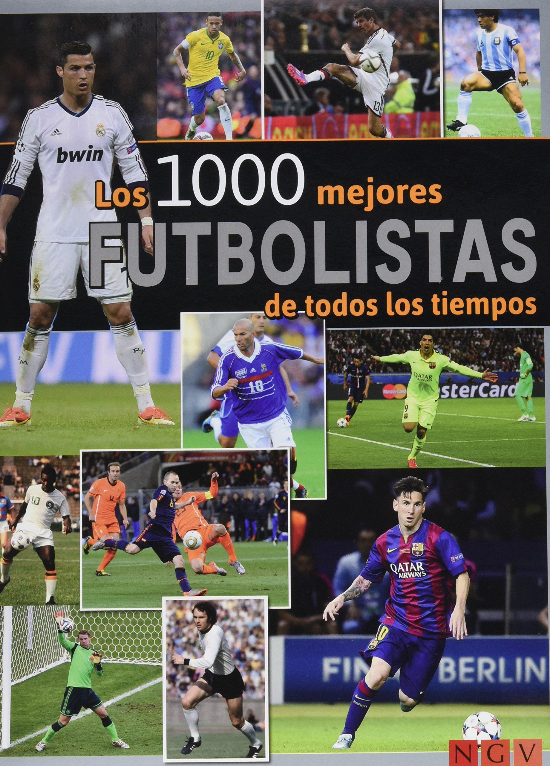Los 1000 Mejores Futbolistas: Amazon.es: Nordmann, Michael ...