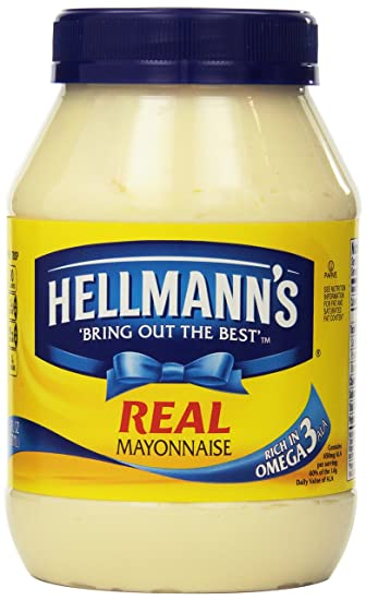 Real hellmans mayonnaise reality politics