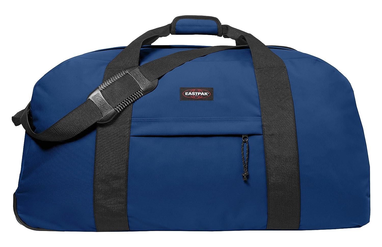 Eastpak Warehouse Equipaje de ruedas, 151 litros, Azul (Bonded Blue)