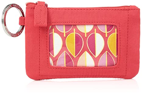 d34df13102ed Image Unavailable. Image not available for. Color  Vera Bradley Women s Zip  Id Case