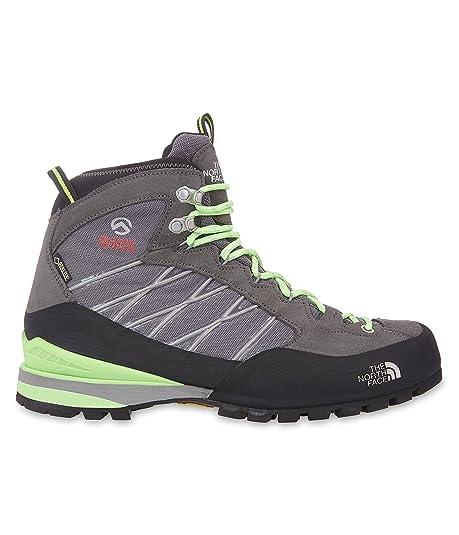 The North Face M Verto S3K GTX, Botas de Senderismo para Hombre, Gris/Verde, 41 EU: Amazon.es: Zapatos y complementos