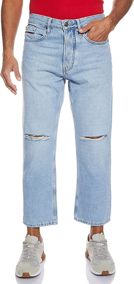 Relaxed Fit Jeans | DENIM | Tommy Hilfiger