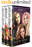 Box Set Sweet Frontier Cowboys Novels 7-9 (Sweet Frontier Cowboys Collection Book 3)