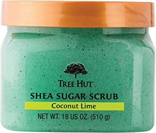 product image for Tree Hut Shea Sugar Body Scrub Coconut Lime 18 oz