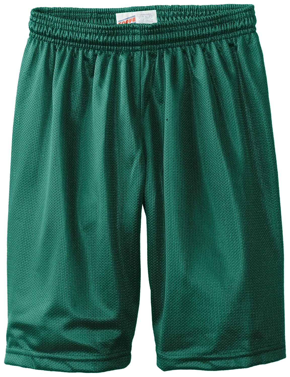 Soffe Big Boys' 7-Inch Poly Mesh Short M J Soffe - Kids 060B