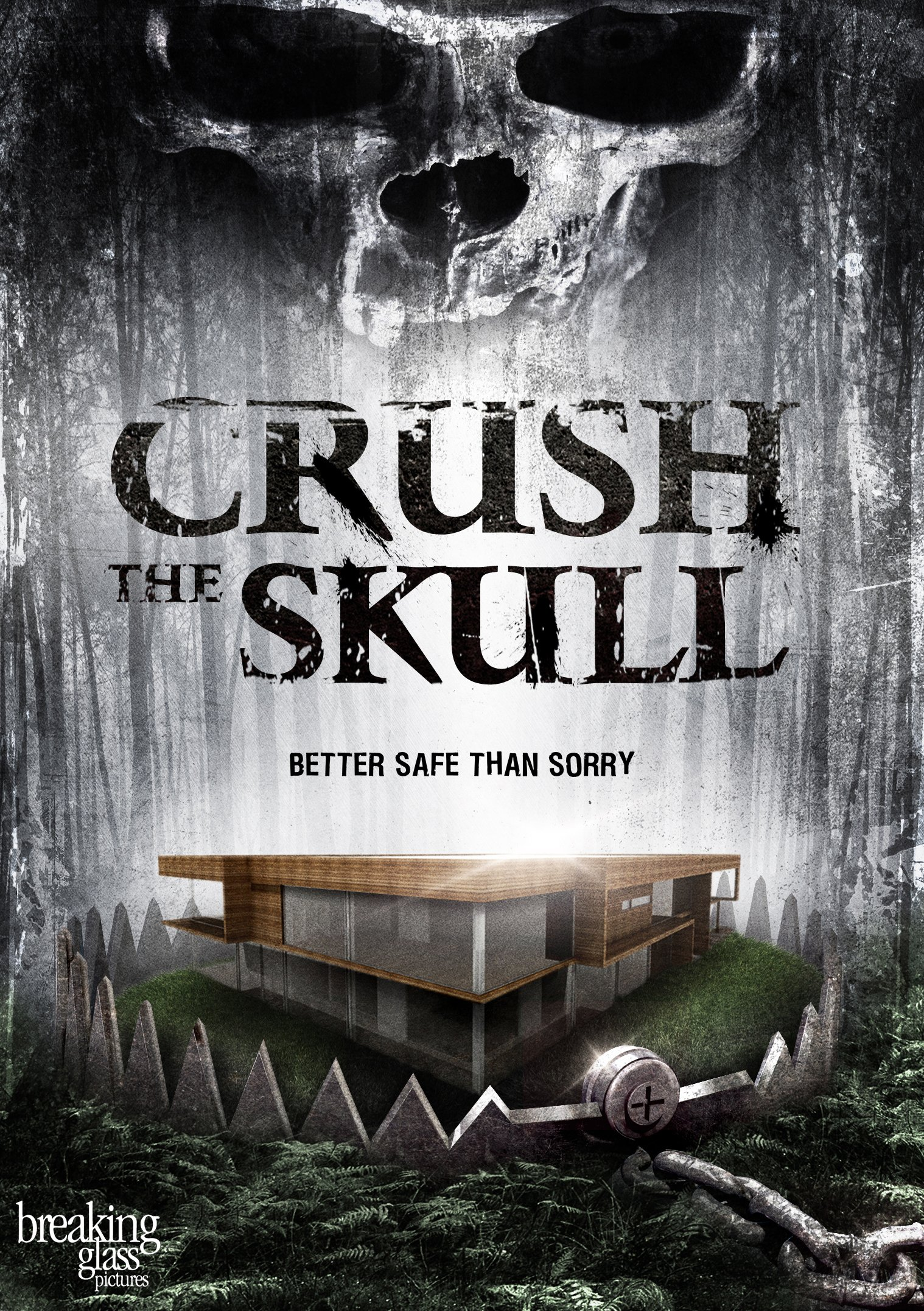 DVD : Crush The Skull (DVD)