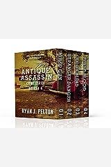 Antique Assassin Crime Series Box Set (Books 1-4) Kindle Edition