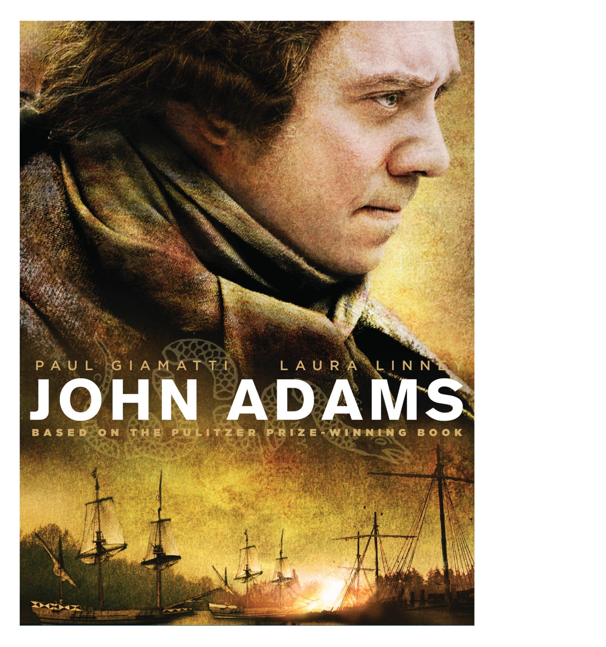 DVD : John Adams (Widescreen, Digipack Packaging, 3PC)