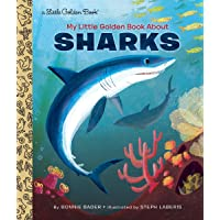 LGB My Little Golden Book About Sharks^LGB My Little Golden Book About Sharks