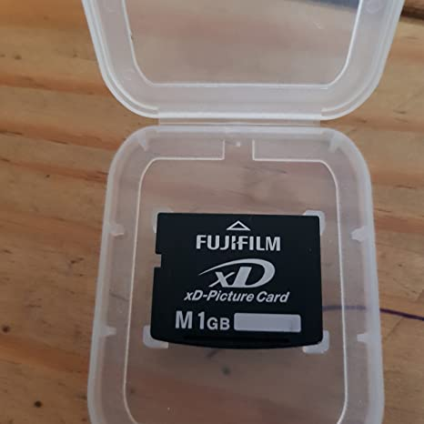 Fujifilm 1GB x-D Picture Card Memoria Flash xD - Tarjeta de ...