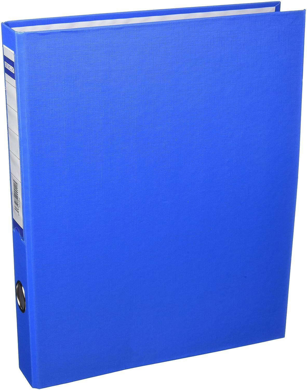 definiclas 931316–Cartella con 2anelli, colore: blu