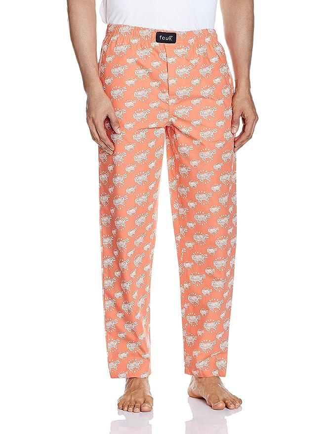 FCUK Men's Pyjama Bottom Men's Pyjamas & Lounge Pants at amazon