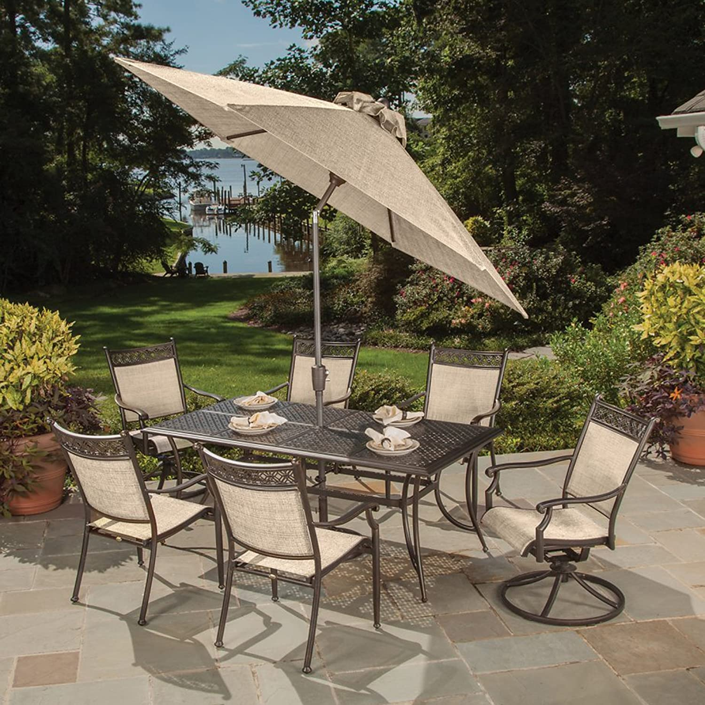 Amazon Com Oakland Living Outdoor Patio Furniture Sets Antique
