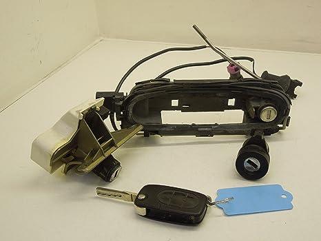 Audi A4 B5 FL Barell puerta Lock para cerradura de encendido y juego de llaves