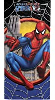 "Marvel Spiderman Cotton 28"" x 58"" Beach/Bath/Pool Towel"