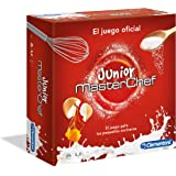 Clementoni 550 999, Gioco da tavolo Master Chef Junior, [lingua spagnola]