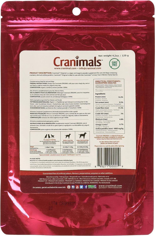 Cranimals Original 4.2oz Bag