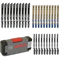 Bosch Professional 30-delige decoupeerzaagbladenset Basic for Wood and Metal (voor hout en metaal, accessoire…
