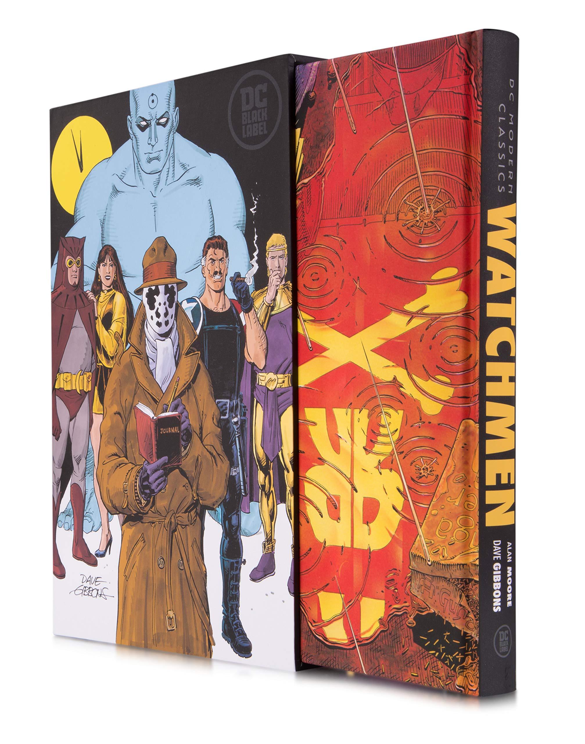 Watchmen Modern Classics Alan Moore